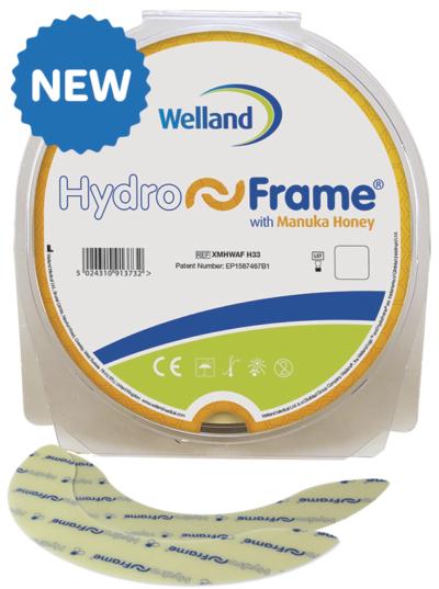 HydroFrame con miel de manuka
