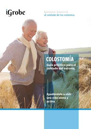 Colostomía. Guía práctica para el cuidado del estoma.