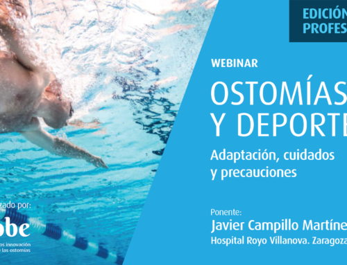 Webinar Ostomías y Deporte. Edición Profesionales.